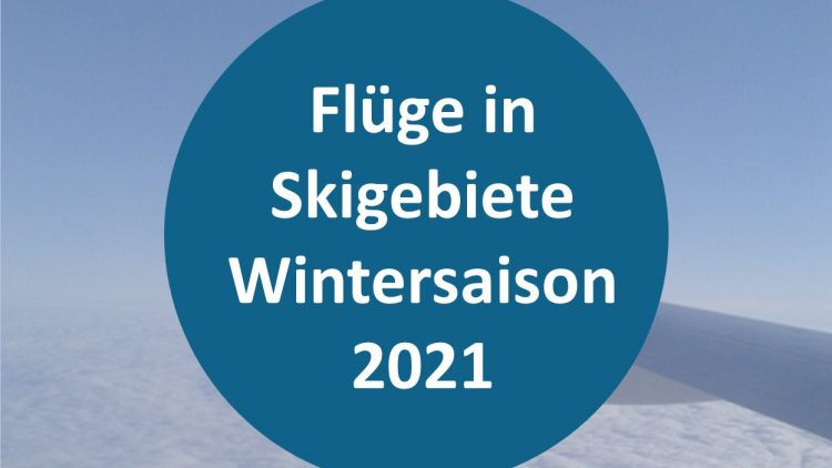 Das sind die Flugpläne zur Wintersaison 2020/21