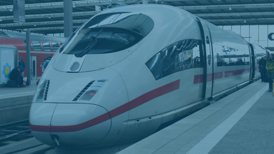 Deal der Woche: Bahnfahrer aufgepasst