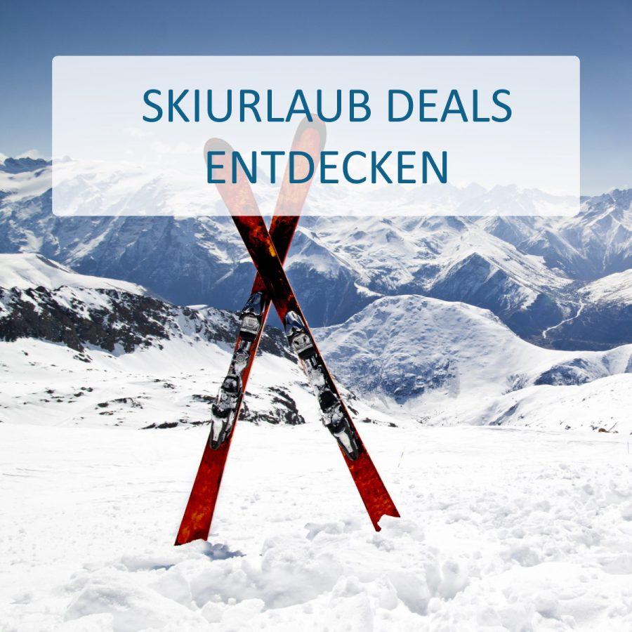 Deals für den Skiurlaub finden